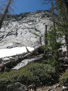 Rock Climbing Photo: Base of Tahquitz