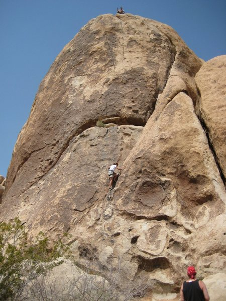 Rock Climbing Photo: King Otto's Castle