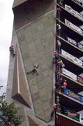 Rock Climbing Photo: Then came Snowbird, Robyn Erbsfield many time worl...
