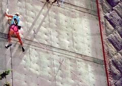Rock Climbing Photo: Ron Kauk at Snowbird.