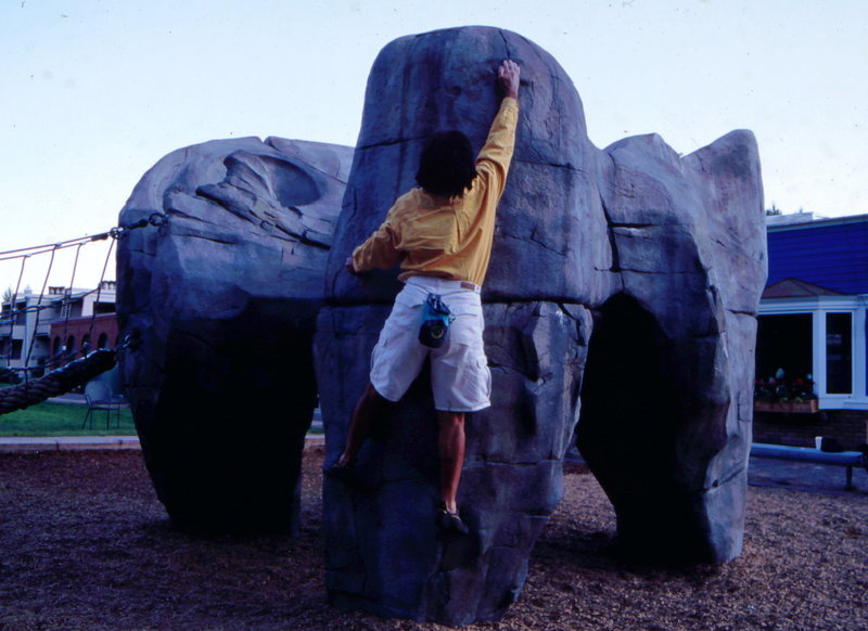 Rock Climbing Photo: Climbing sculptures started to appear in Aspen, Co...