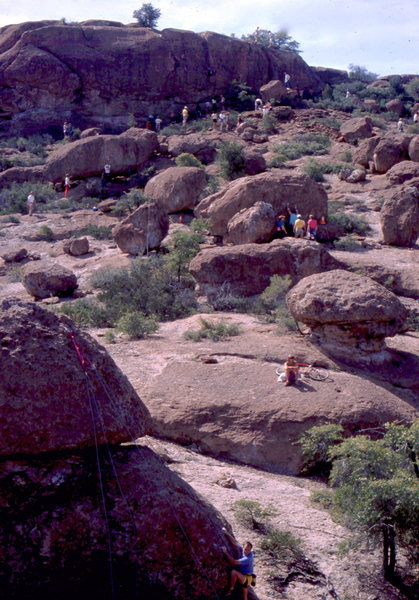 Rock Climbing Photo: One of the countries best outdoor comps was the Ph...