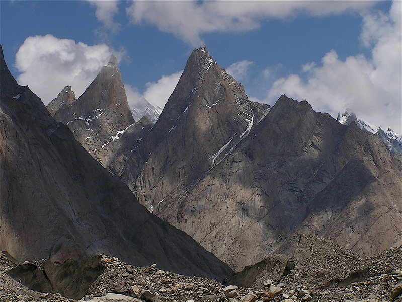 Rock Climbing Photo: The Lobsang Spires