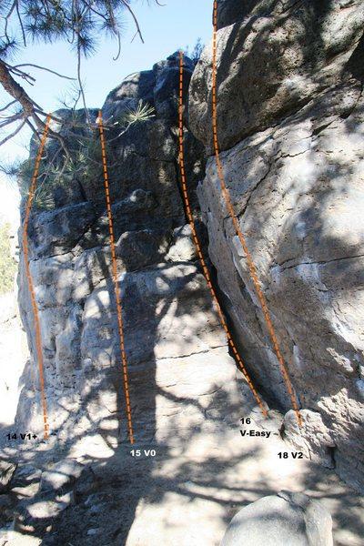 Geophysics Wall Topo 5