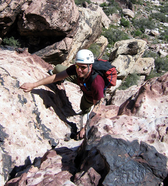 Me at Red Rocks