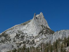 Rock Climbing Photo: Cathedral Peak