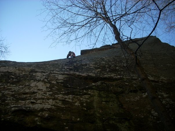 Rock Climbing Photo: Venom