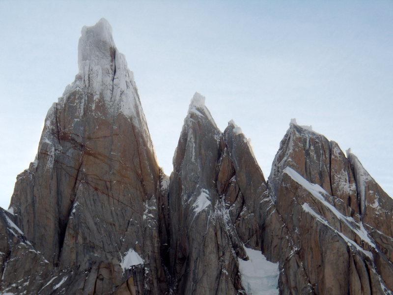 Rock Climbing Photo: The Torres.  Jan 2009.