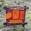 The trail to Cerro Torre. Dec 2009