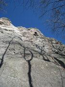 Rock Climbing Photo: Knob Wall