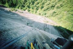 Rock Climbing Photo: Exposure of The Grand Wall