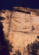 Rock Climbing Photo: Pick your sport lead or top-rope at Shelf Road, ph...