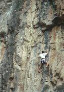 Rock Climbing Photo: Warming up at Rifle, photo: Bob Horan.