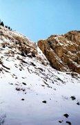 Rock Climbing Photo: Goldrush in 1998.