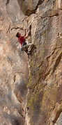 Rock Climbing Photo: Is this For Real is one of the finest routes at th...