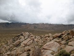 Rock Climbing Photo: Geology Tour Road scenery, Joshua Tree NP