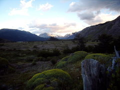 Rock Climbing Photo: View from El Refugio, our in-town campground. Dec ...