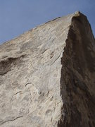 Rock Climbing Photo: 5.8 arete bolted and fun