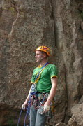 Rock Climbing Photo: At the Voo.
