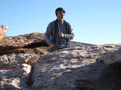 Rock Climbing Photo: Marc Silva