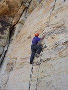 Rock Climbing Photo: Short Subject