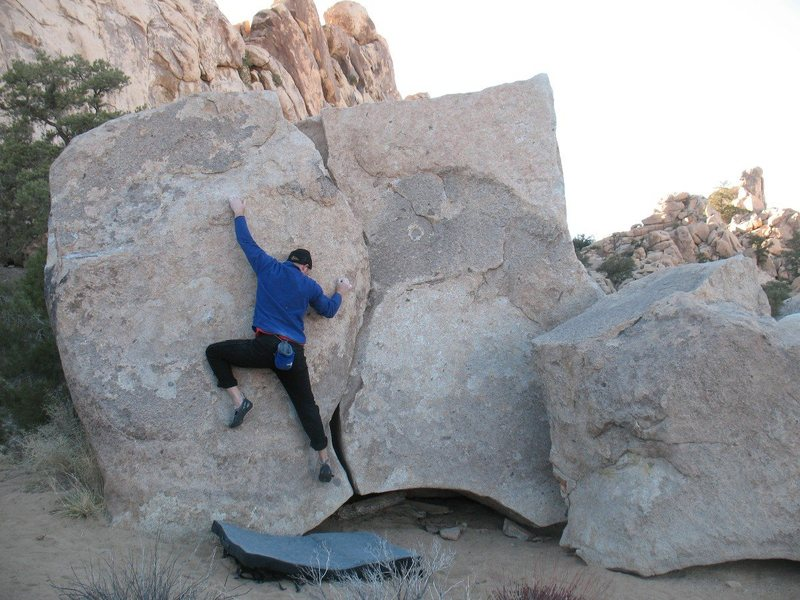 The Torrents of Spring (V1), Joshua Tree NP