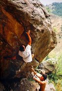 Rock Climbing Photo: 'Mavericks'  photo: Greg Jackson