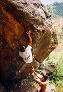 Rock Climbing Photo: 'Mavericks'  photo: Greg Jackson