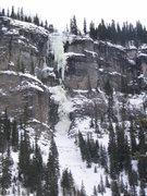 Rock Climbing Photo: 2007.