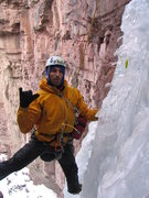Rock Climbing Photo: The benefit of simul-seconding.
