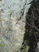 Rock Climbing Photo: I took these shots of SAM in early 08 to study the...