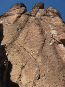 Rock Climbing Photo: Can anyone identify this route at the Ponds (runs ...