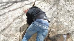 Rock Climbing Photo: Pound Crack