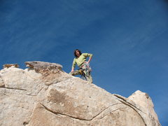 Rock Climbing Photo: Summit Shot!