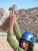 Rock Climbing Photo: AHHHHHHHH!!!!!