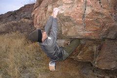 Rock Climbing Photo: Lowball profile