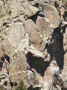 Rock Climbing Photo: Another classic on Animal World Rock, with Animal ...