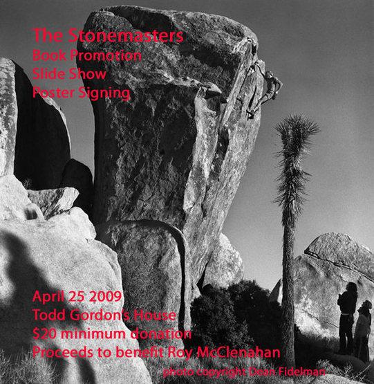 Rock Climbing Photo: stonemasters