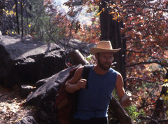 "Rock Climbing Photo: A climbing partner with the name "" Gonzo&quot..."