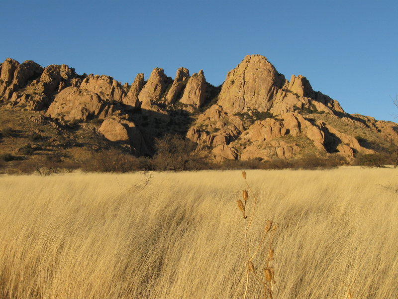 Sheeps Head, Cochise Stronghold, AZ