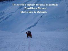 Rock Climbing Photo: Peru challenge