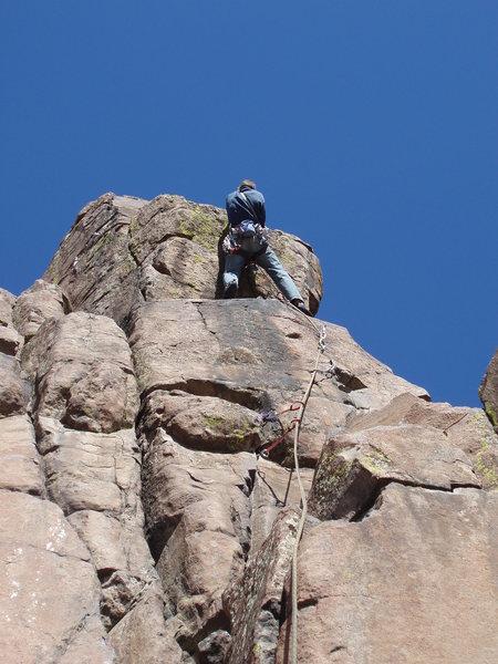 Rock Climbing Photo: Yum yum.