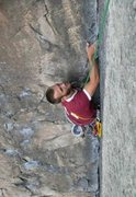 Rock Climbing Photo: Matt on Triple S