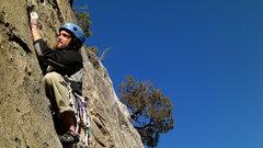 Rock Climbing Photo: Doug Cook.