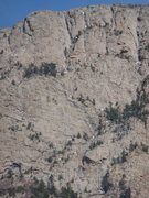 Rock Climbing Photo: Realizing there are other variations, this is the ...