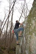 Rock Climbing Photo: Bubba.