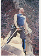 Rock Climbing Photo: I sound my barbaric yawp over the roofs of Grand J...