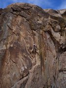 Rock Climbing Photo: ITFR-FPSA (First Pearl Snap Ascent) photo by Jes M...