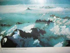 Rock Climbing Photo: Chilliwack Range II  Photo by Robert Gunning on pa...