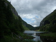 """Rock Climbing Photo: Avalanche Lake  Should Have Its Own """"Area&quo..."""